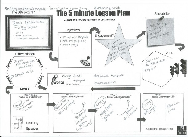 Image of 5-minute planner